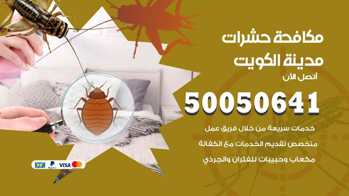 مكافحة حشرات النويصيب